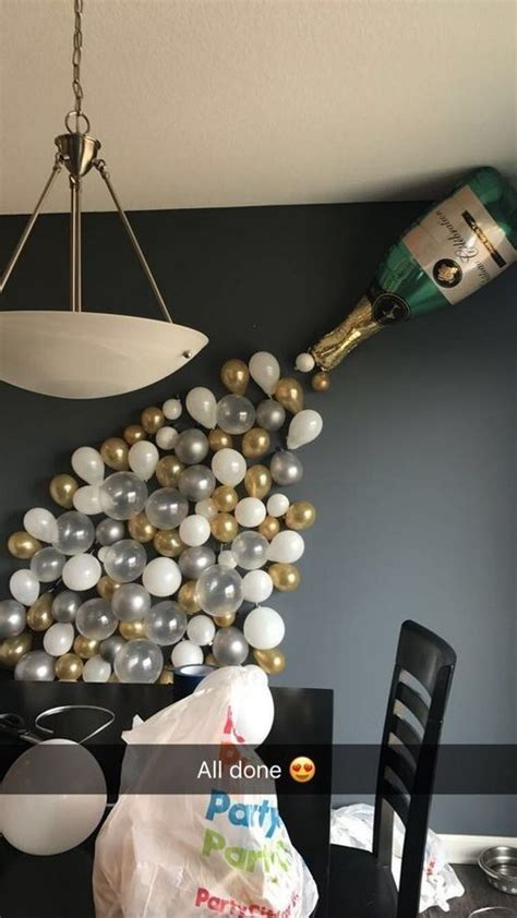 motivate  st birthday decorations diy