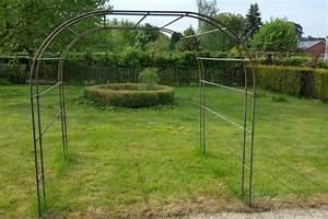 Arche De Jardin En Fer Forgé : photos ferronnerie de pierre et jardin ~ Premium-room.com Idées de Décoration