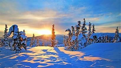 Alaska Winter Diego San Sunset Sd Above