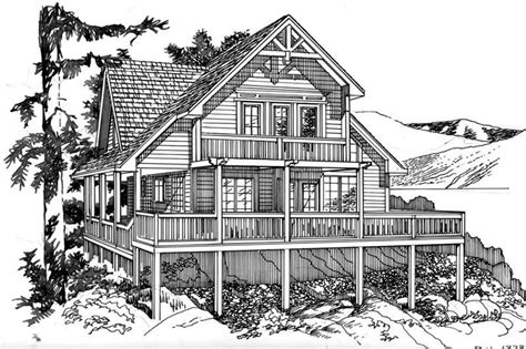 cabins vacation homes house plans home design tiresias