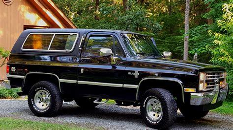 New Chevy K5 by New 87 K5 Blazer Forum Chevy Blazer Forums