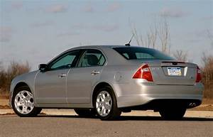 Review  2010 Ford Fusion Se 6mt Proves That Sometimes Less