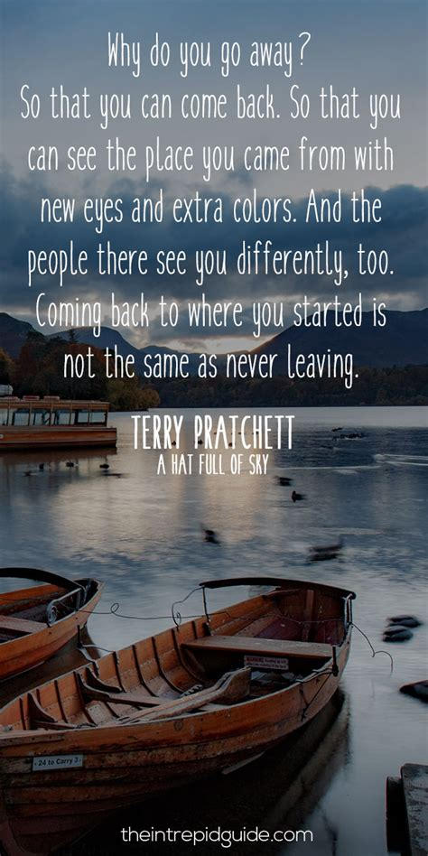 Boat Travel Quotes by 124 Inspirational Travel Quotes That Will Inspire You To