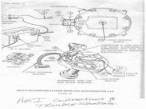 Prop Distributor Wiring Diagram For Chevy