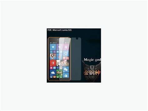 clear screen protector  microsoft nokia lumia
