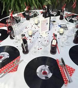 Deko 50er Jahre : die besten 25 rockabilly party ideen auf pinterest 1950er jahre thema party retro party ~ Sanjose-hotels-ca.com Haus und Dekorationen