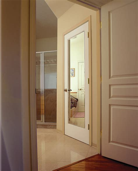 Beautiful Glass Interior Doors  Bathroom  Salt Lake City