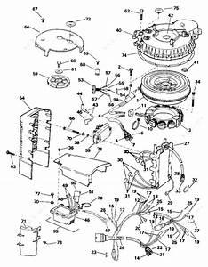 Evinrude 1991 175 - Ve175gleis  Ignition System