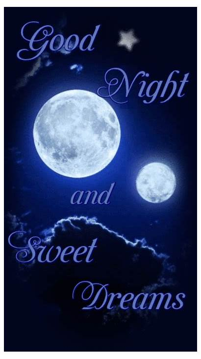 Night Animated Sweet Dreams Gifs Quotes Messages