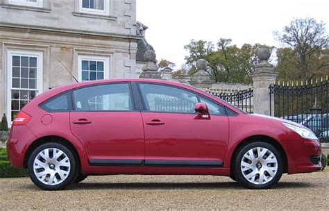 Citroen C4 2005 Range Road Test