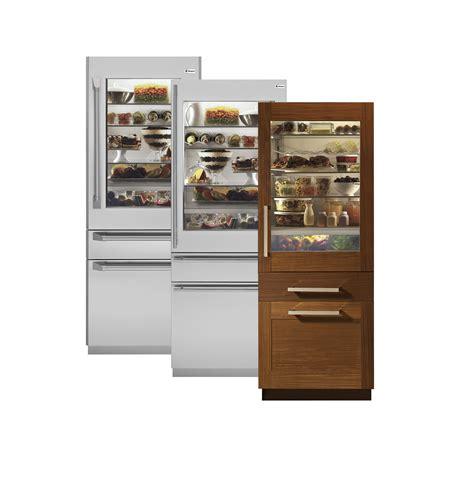 stylish design  glass door refrigerator residential     homesfeed