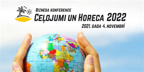 CEĻOJUMI UN HORECA 2022 - Biļetes | Fienta
