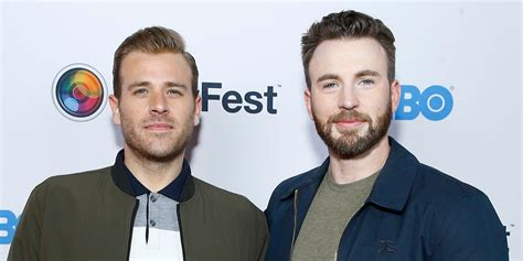 Who Is Chris Evans Brother, Scott Evans? | TheThings