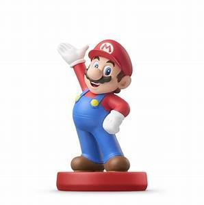 Super Mario Line Of Amiibos Announced Mario Party Legacy
