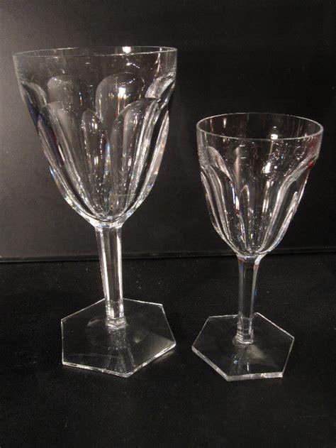verre en cristal verre en cristal de baccarat trouvez le meilleur prix sur voir avant d acheter