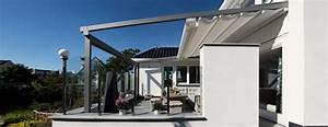 Sonnenschutz Dachterrasse Wind : pergola sunrain l ~ Sanjose-hotels-ca.com Haus und Dekorationen