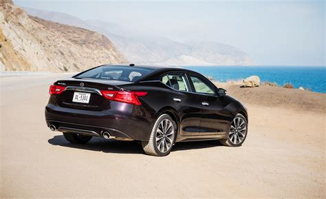 2016 Nissan Maxima SR Review #9131 | Cars Performance ...