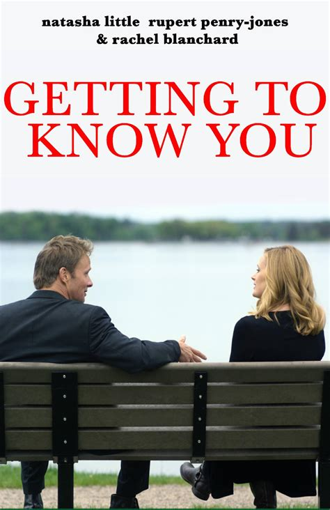 Getting To Know You - It's an unusual request - Available ...