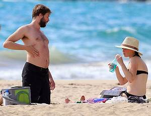 Alexis Bledel Bikini Body: Star Vacations With Fiance ...