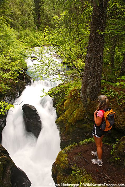 Winner Creek Gorge Photo