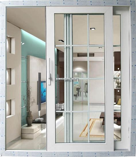 upvc sliding glass doors luhaitian china manufacturer
