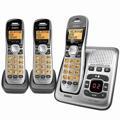 Uniden Phone Cordless Dect 1735 Phones Handsets