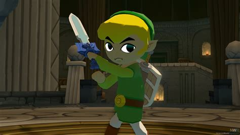 The Legend Of Zelda The Wind Waker Hd Review Review