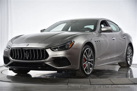 Maserati Ghibli 2019 by 2019 New Maserati Ghibli Gransport 3 0l At The Collection