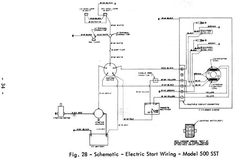 Mf 282 Wiring Diagram by Massey Ferguson Tractor Wiring Diagram Better Wiring