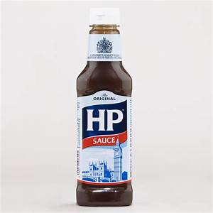 HP Sauce World Market