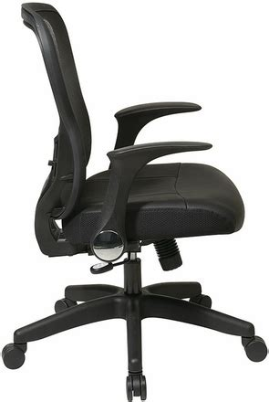 Office Chairs With Flip Up Arms by Office Mesh Task Chair With Flip Up Flip Away Arms