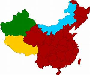 File Largest Religion By Province In China Svg
