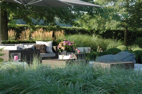 Gemuetlichkeit Im Garten Durch Eine Chillout Lounge by Wohnzimmergef 252 Hl Im Garten Loungem 246 Bel Sorgen F 252 R