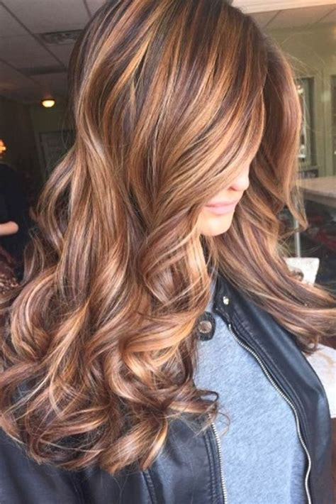 Hair Color Ideas Brunettes by Best 25 Hair Colors For Fall Ideas On Fall