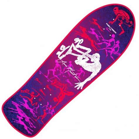 Future Skateboard Deck Uk by Powell Peralta Bones Brigade Lance Mountain Future