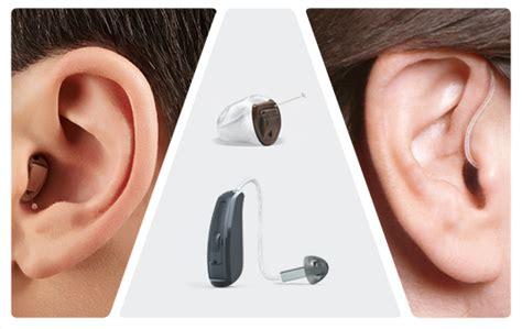 Unsichtbare Hörgeräte Und Mini Hörlösungen