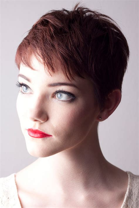 Prom Hairstyles For Pixie Cuts by Hairstyles For Prom Hairstyle Album Gallery