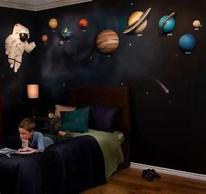 3d Wall Art : space wall decor bedroom ideas ward log homes ~ Sanjose-hotels-ca.com Haus und Dekorationen