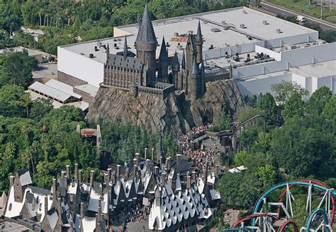 universal studios harry poter 187 wizarding world orlando to get new potter rollercoaster hpsupporters