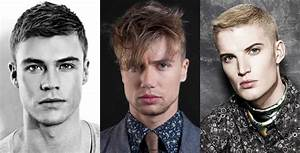 Square Face Shape Hairstyles Men