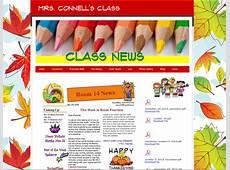 Create an Impressive Class Website in Under an Hour