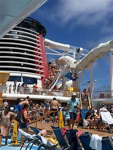 Pool, Spa, Fitness on Disney Fantasy Cruise Ship - Cruise ...