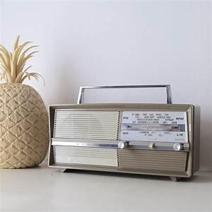 Poste Radio Vintage : poste radio vintage optalix brocante avenue ~ Teatrodelosmanantiales.com Idées de Décoration