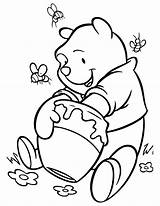 Honey Coloring Pages Honey3 Coloringway Print sketch template