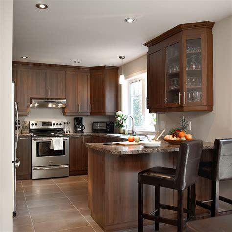cuisines beauregard cuisine réalisation 231 élégante cuisine transitionnelle en