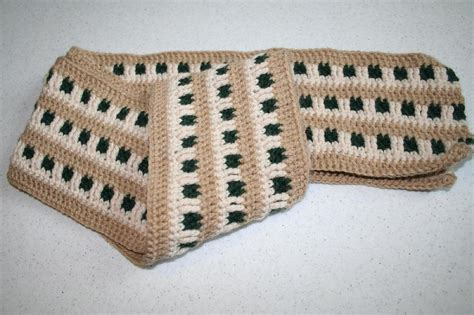 Double Sided Men's Scarf Crochet Pattern By Joy Prescott How To Swaddle Baby In Blanket For Cold Weather Wooden Ottomans And Boxes Dual Control Double Electric That Cools Taggies Caterpillar Luxury Plush Blankets Kushies Receiving