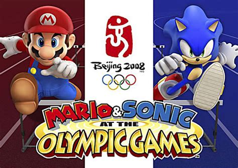 mario  sonic  hedgehog join forces  olympic games