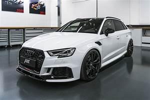 Audi Rs3 Sportback : abt 39 s audi rs3 sportback is a 500ps monster hatch carscoops ~ Nature-et-papiers.com Idées de Décoration