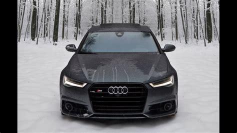 Audi 2017 S6 by 2017 Audi S6 450hp V8tt In Snow Winter