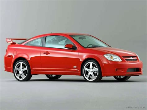 Ss Specs by 2006 Chevrolet Cobalt Ss Supercharged Specifications